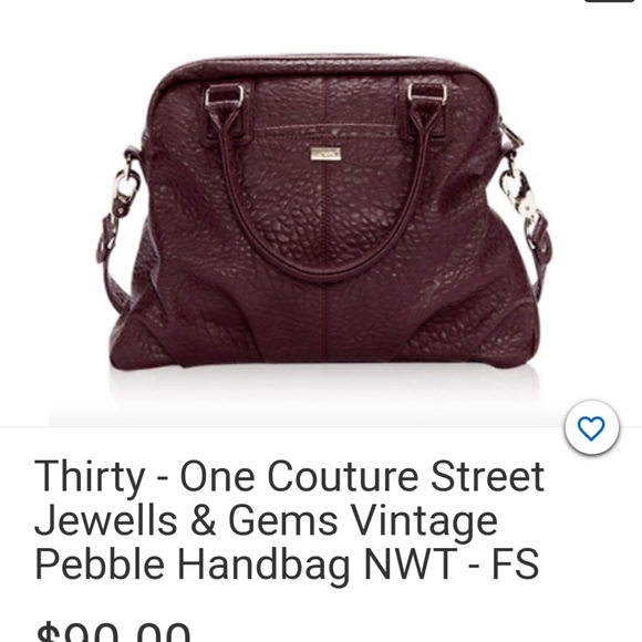 Thirty-one purse new in box!!
